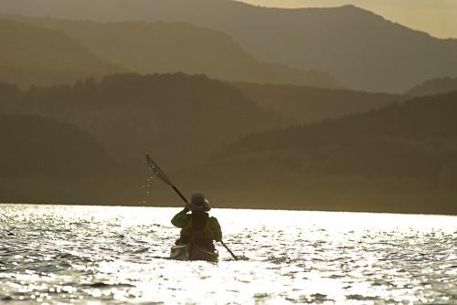 Partez....// Lac d'ainsi - Espagne