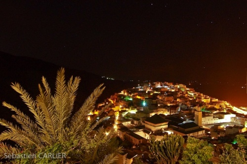 Nuit de moulay Idriss